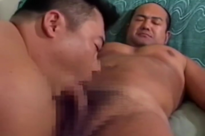 Japanese Bear BJ (12) Anal view of prostate