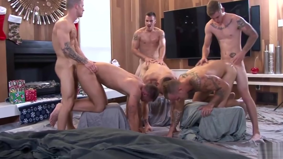 All Hunks Bareback Orgy moms and daughters in porn clips