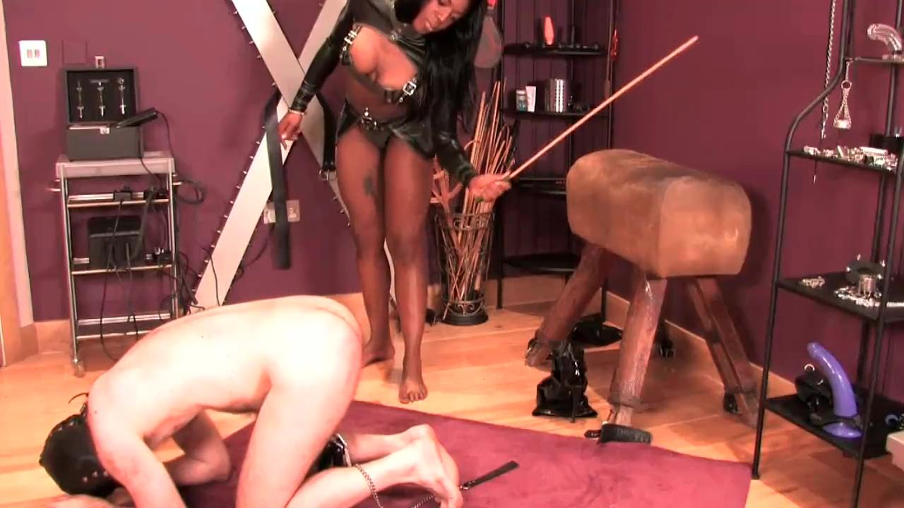 Punished by Mistress Kiana Milk Sexs All