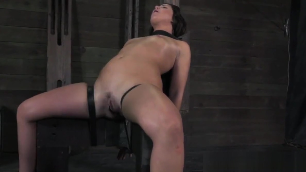 Anal hooked slut gets whipped into submission Allison scagliotti sex