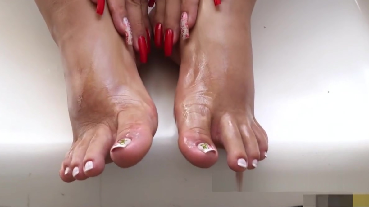 Sensational Shemale Feet Compilation Video - Fetish Shemale Hot brunette babes get their cunts