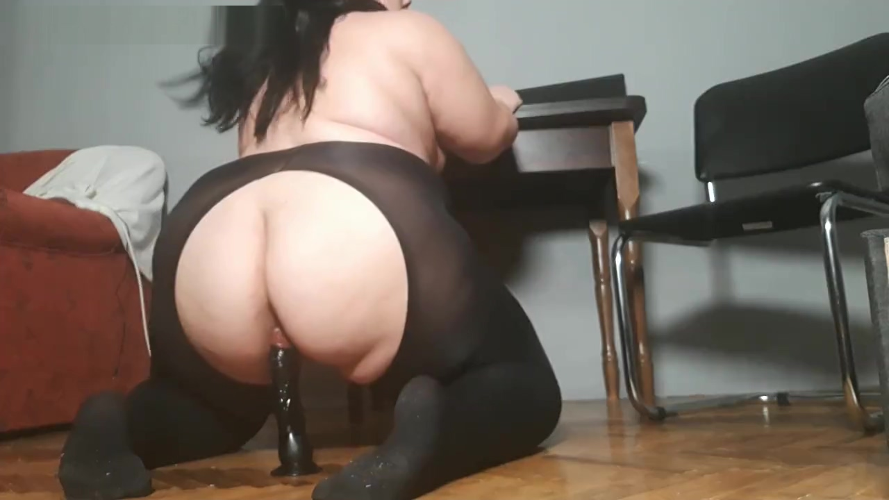 BBW Rides on a Black Dildo Blonde girl icarly nude