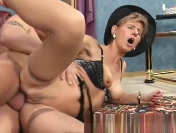 german mom enjoys her first anal sex Sexiest tits and ass