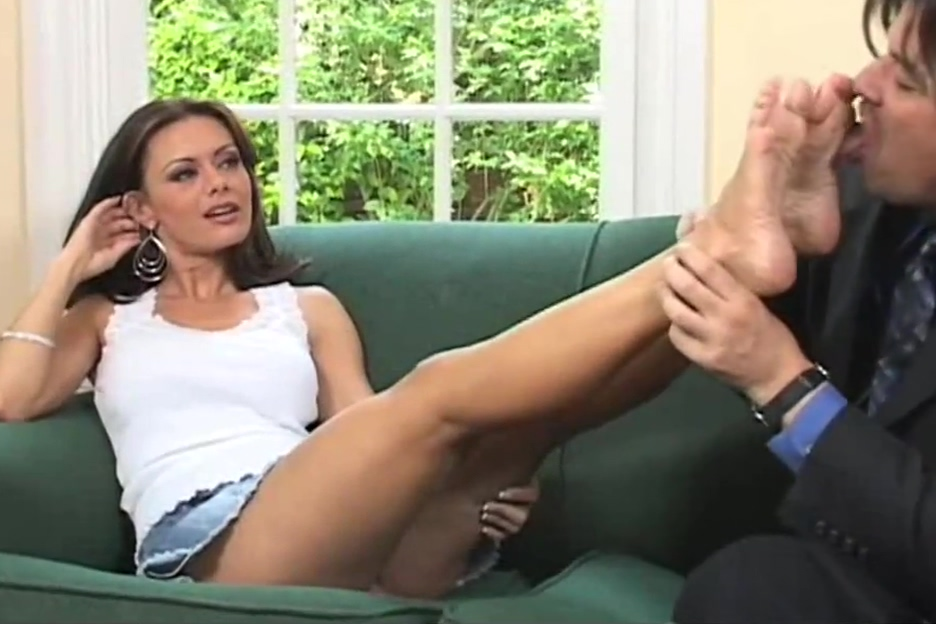 FootFetish Cris SyMo Ran