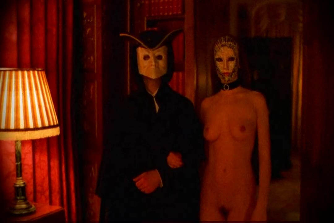 Eyes Wide Shut Ritual Orgy {IAO Edit by BaphometoAo}