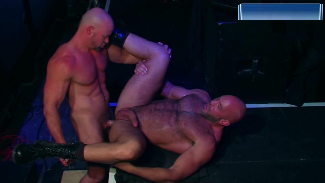 Strobe: Jesse Jackman & Casey Williams! Huge natural titis