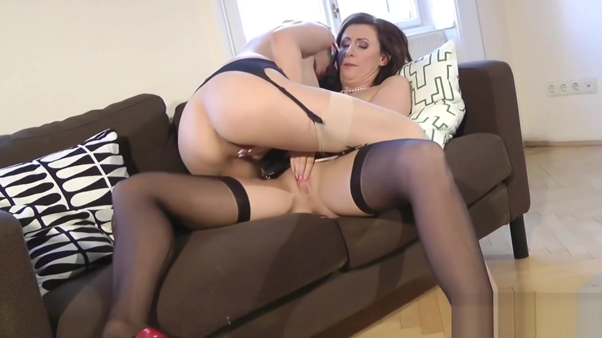 UK sappho milf feasted on pussy by euro babe Havpass Com