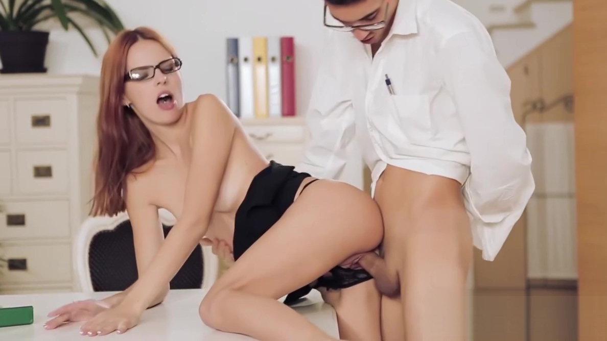 Babes - Office Obsession - Susana Melo and Favio - Lay Your anal golf ball sex