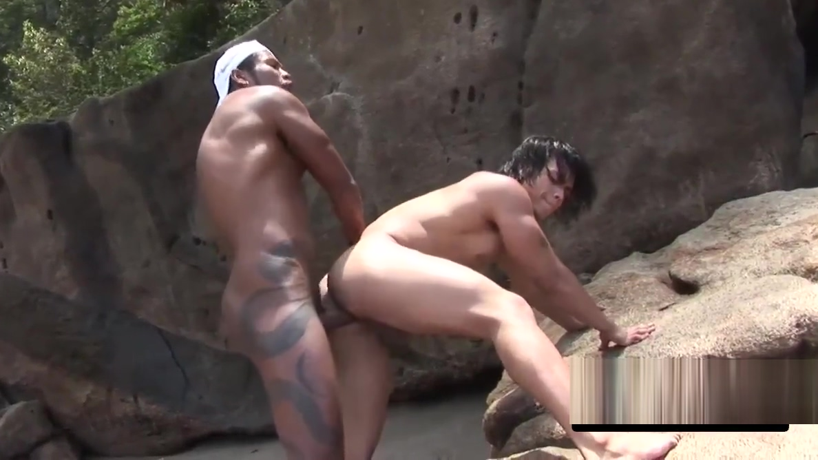 Brazillian studs Marcelo and Rick fuck each other outdoors Dunure spirits wanted in Tallinn