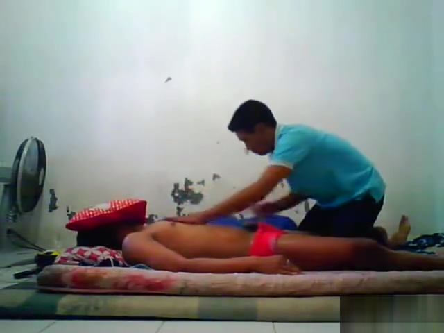Part 3 Pinoy Massage Fish in girl pussy