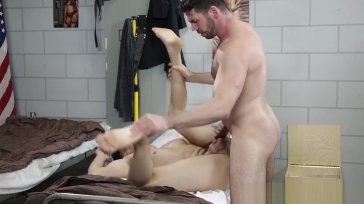 Fireman Billy Santoro Catches colleague Masturbating at the Nudist young indon