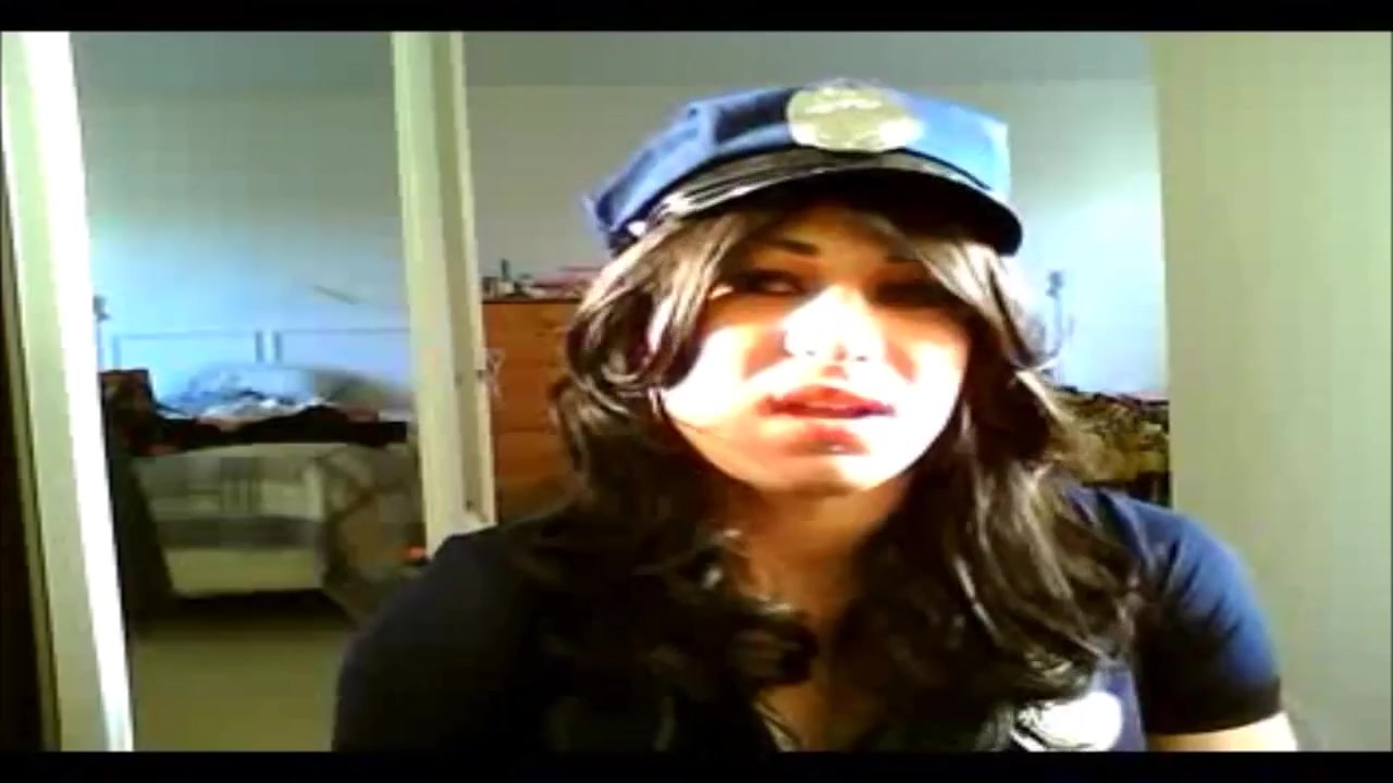 Sexy Cop Uniform - Veronica Mendez Superlatively good lesbian porn videos
