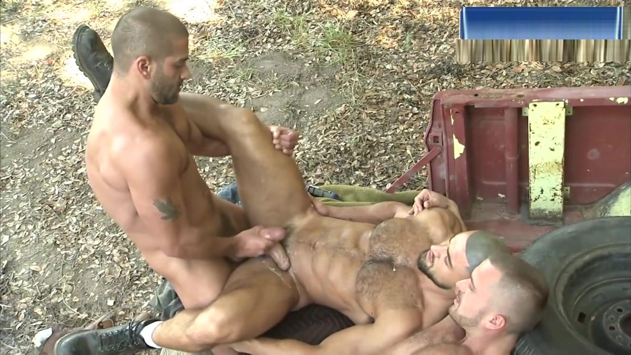 Breakers: Darius Falke & Francois Sagat and Tony Buff!! Big floppy tits first anal mature