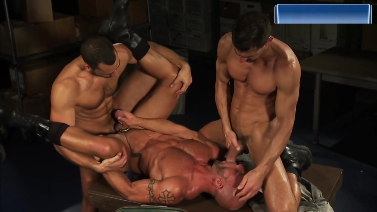 Thrill Ride: Aymeric DeVille, David Anthony & Philippe Ferro! Female orgasm quirt how