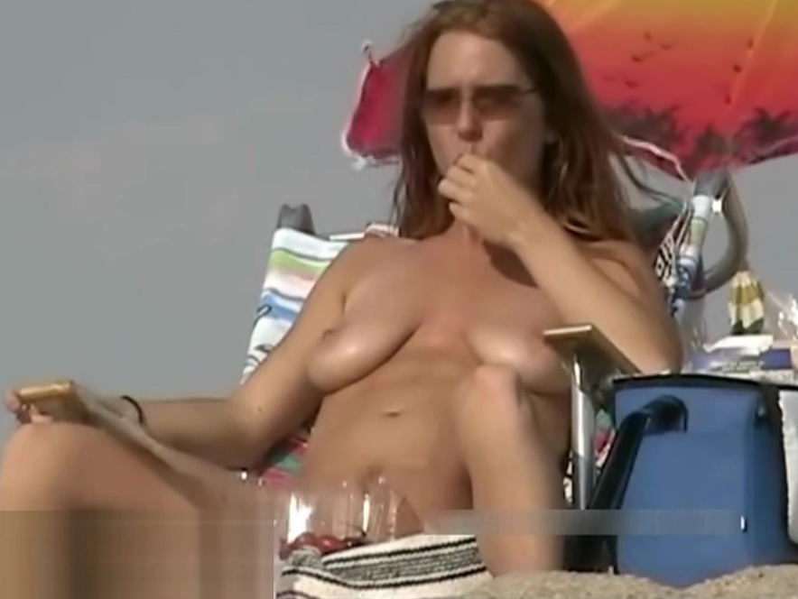 Compilation exposed woman on beach Voyeur I want to have sex with you