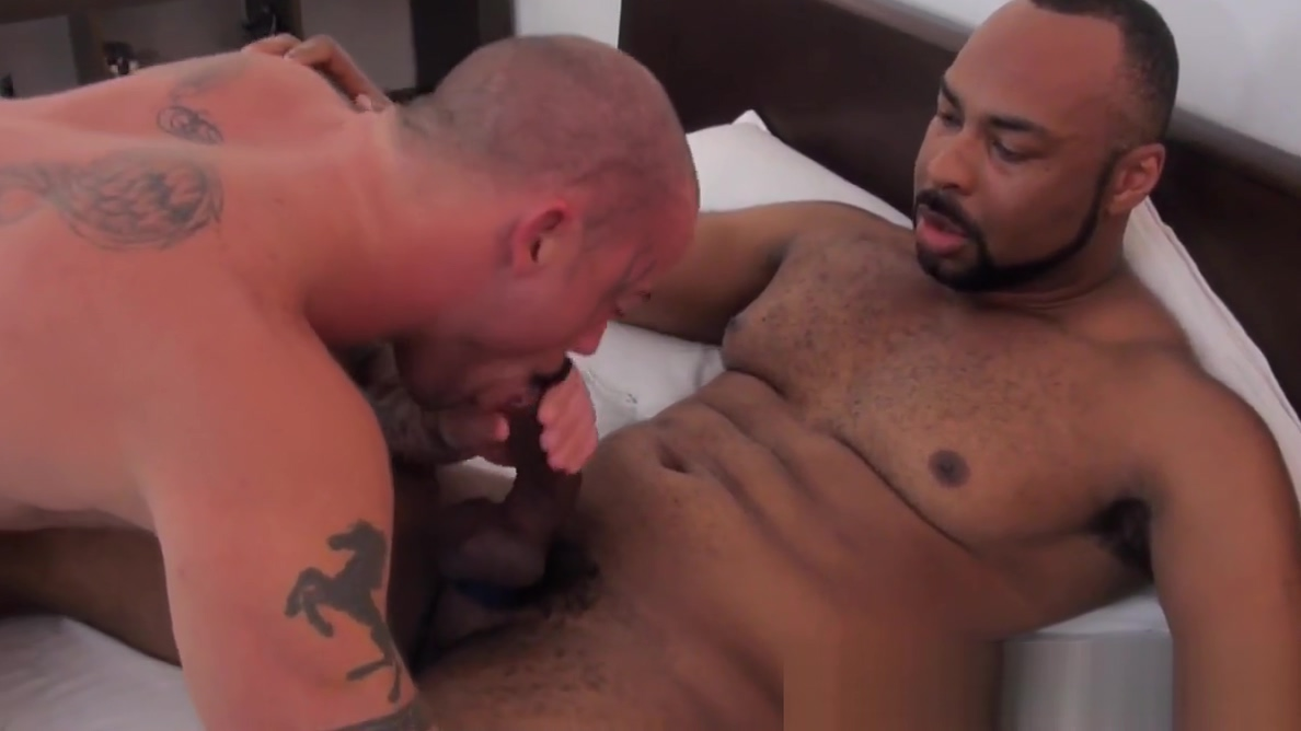 Black stud assfucking a muscular wolf Amazing amateur Latina Rimming xxx scene