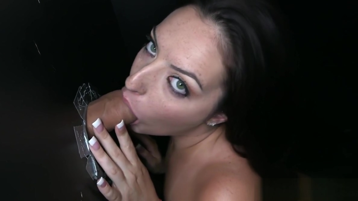 Kinky gloryhole model swallows anonymous cum 3gp hot sexy videos download