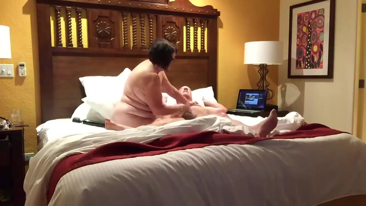Grandma And Grandpa wonder woman sex tape