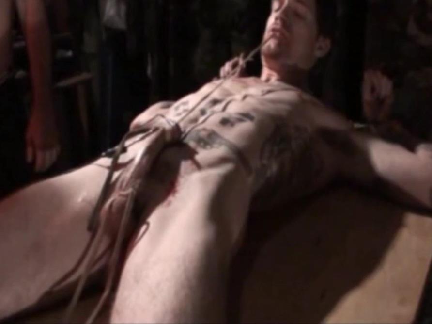 SlowMo electro to the 11 inch dick Female anatomy clitoris
