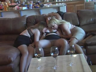 Amateur Afton, p. 21 Mom Teaches Daughter To Suck Cock