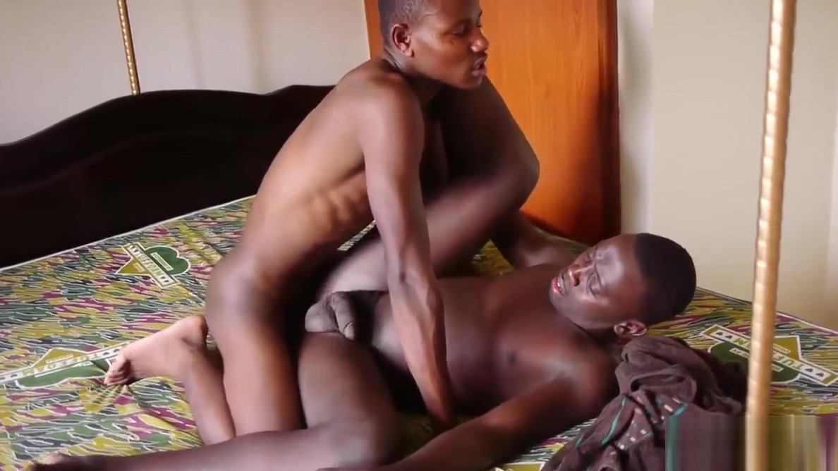African Twinks Paul and Peter Barebacking story porn free video