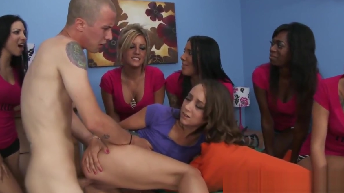 CFNM sorority babe fucked in front of group Cuban Ass Anal
