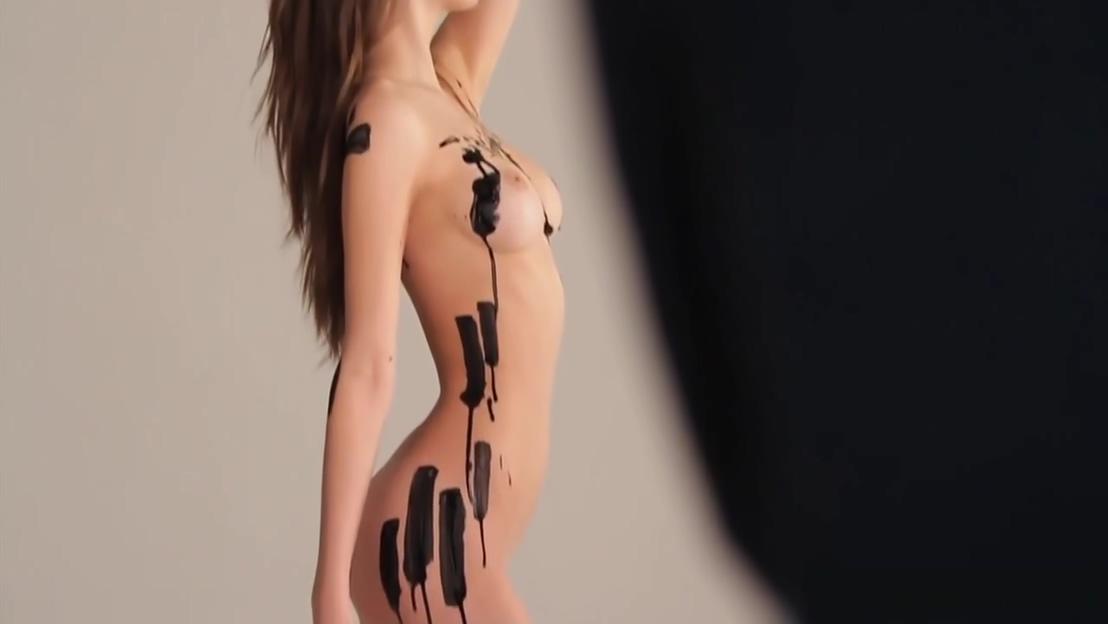 Emma Rigby- 8 Loves (2015) Erotic cross dressing photo