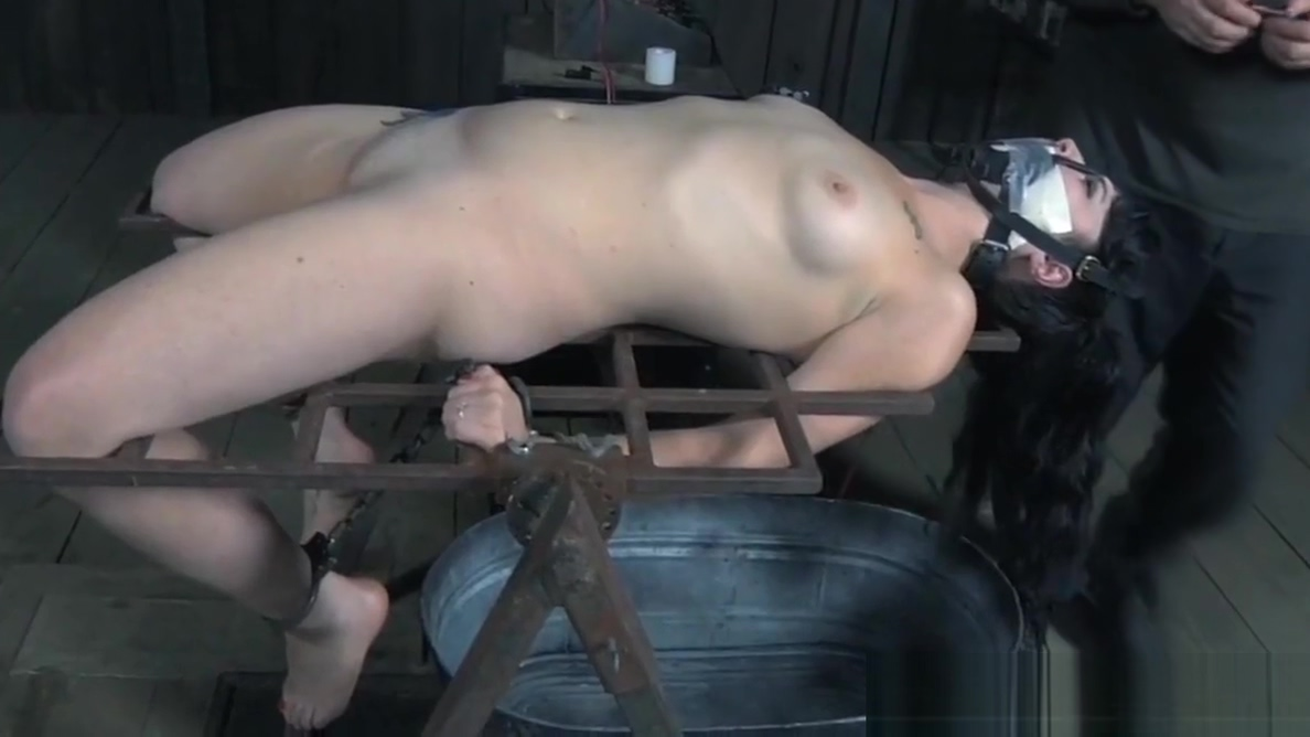 Bound slave dominated with toy by master mature cambodian naked women