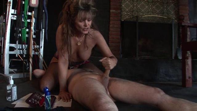 Femdom Bionca 1990s porn star & her serf Sexy adult movies free