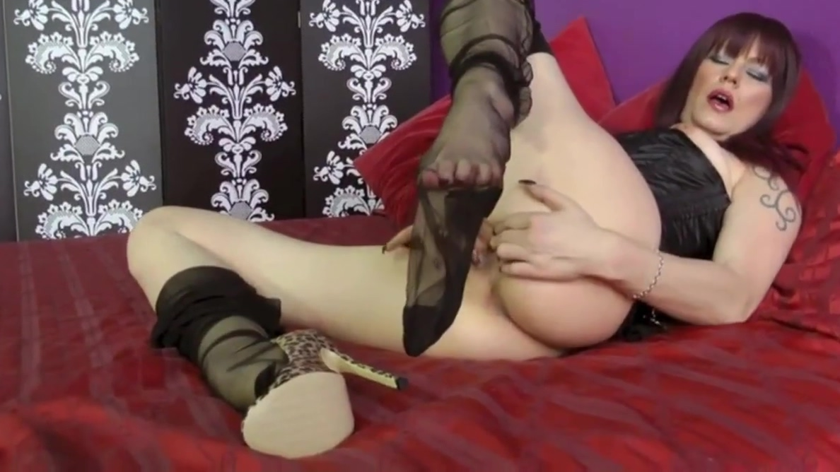 Horny adult clip Stockings check