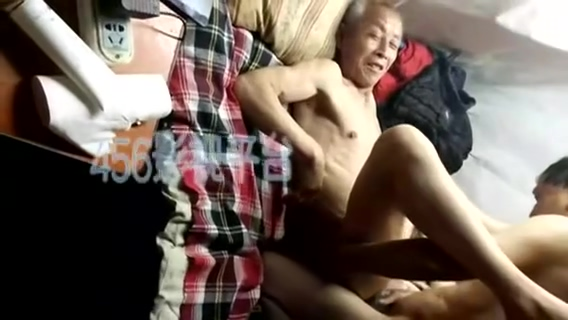 Old man Kacey anal gif porn