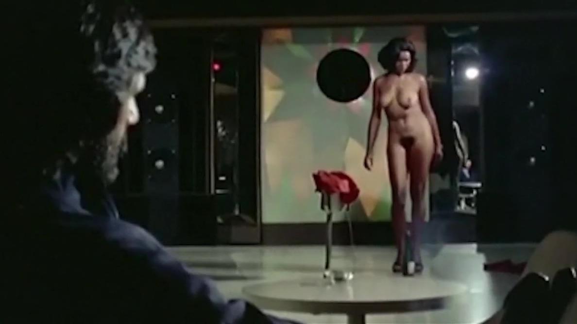 RING MY BELL - vintage 70s ebony striptease black beauty can monkey fucka girl