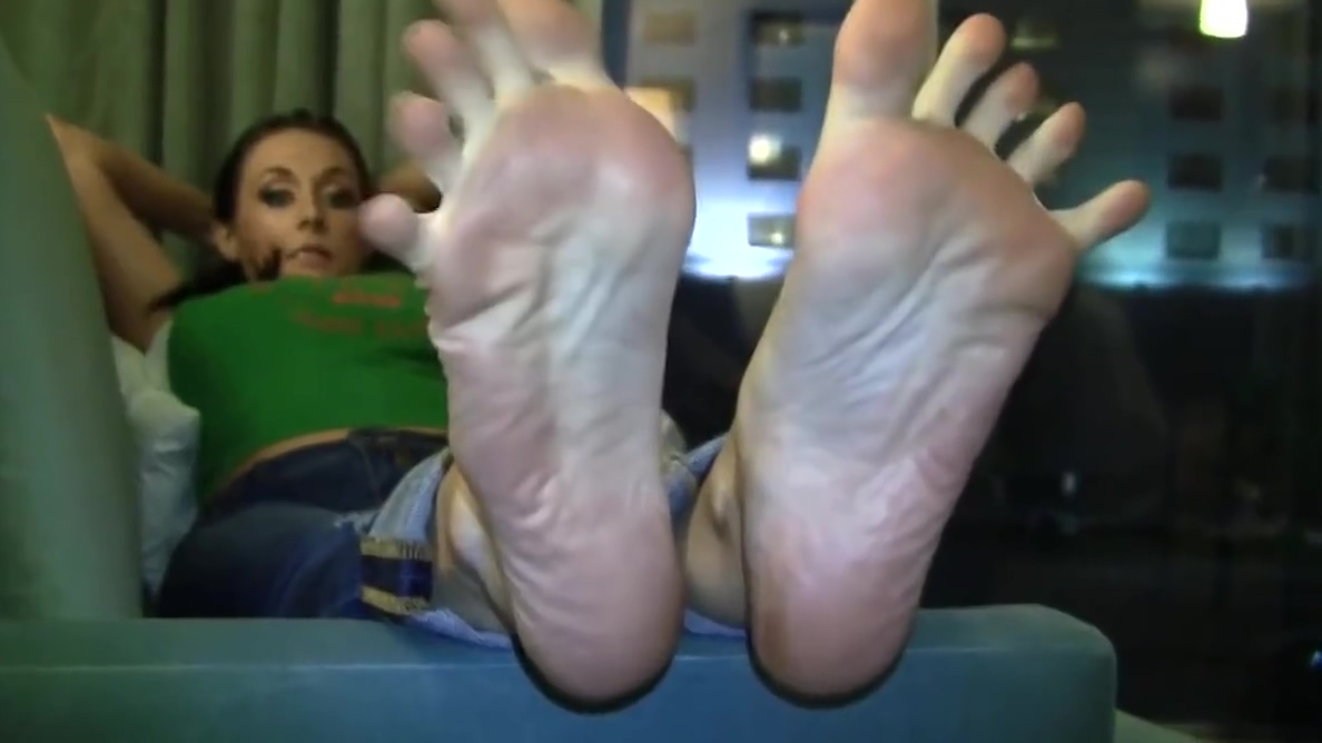 beautiful feet no sound Bondage and bdsm videos