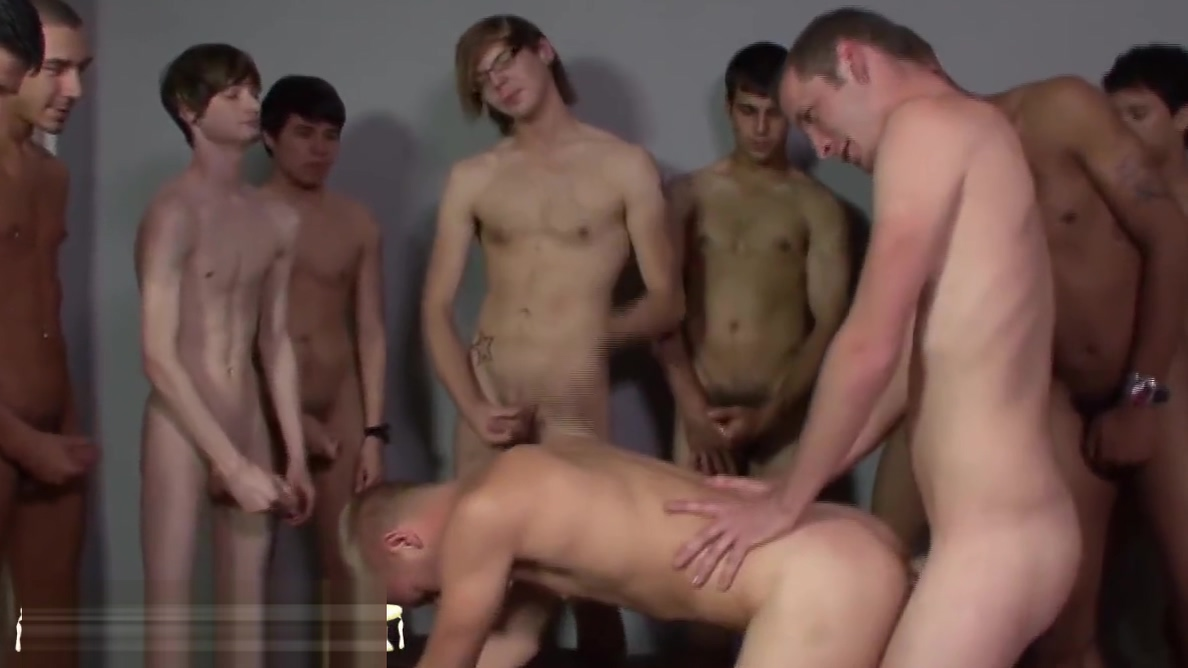 Getting his boyfriend shared with a lot of horny boys - Bukk China Sex Game
