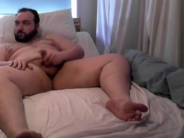 Bear Chub Cums on Webcam Is seeking arrangement private