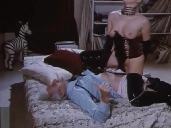Scene from Sens Interdits (1985) with Marylin Jess Japanese female hypnotic masturbation
