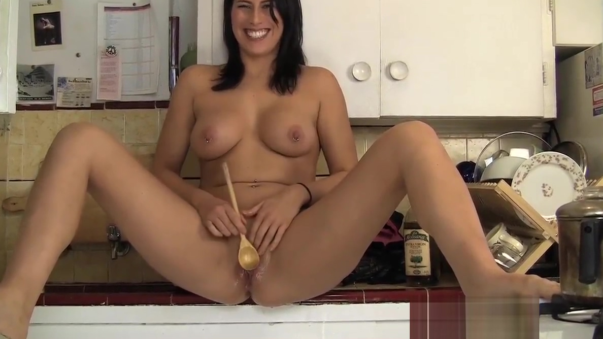 Pierced Makayla Masturbate With A Wooden Spoon Kelly mcdonald nude