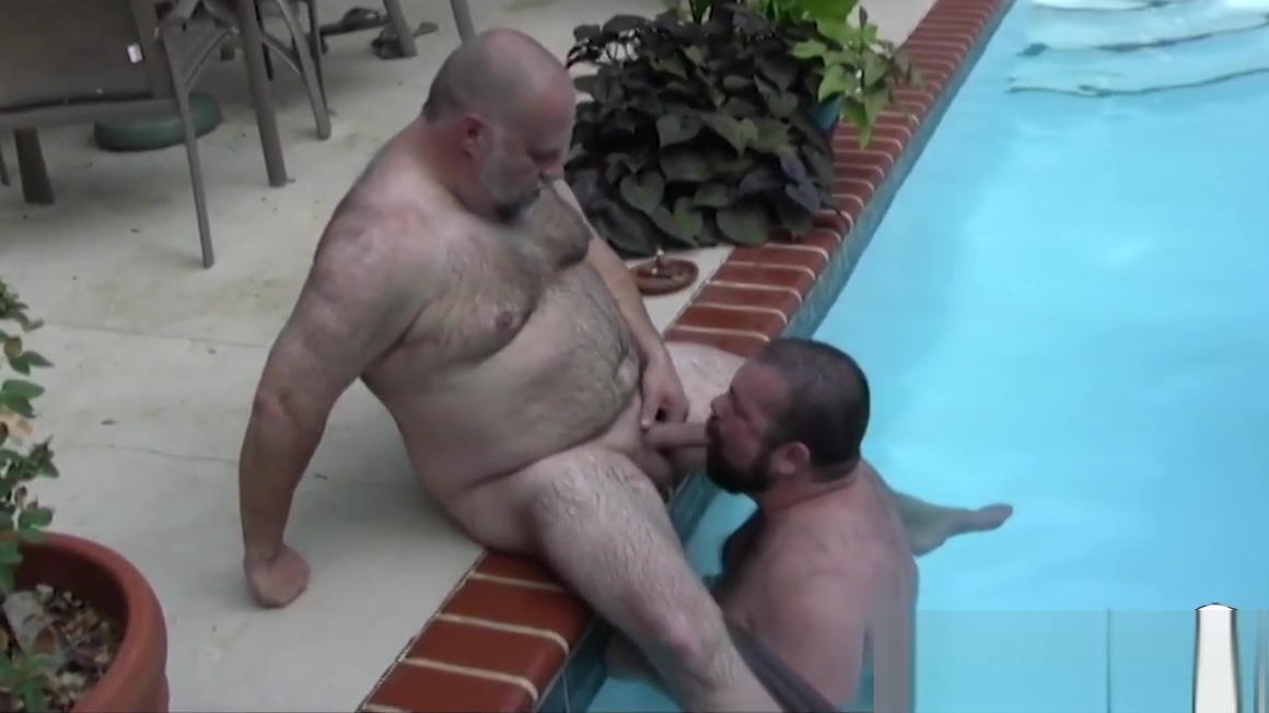 Outdoor polarbear cocksucked until cumming Pornhub asshole fever