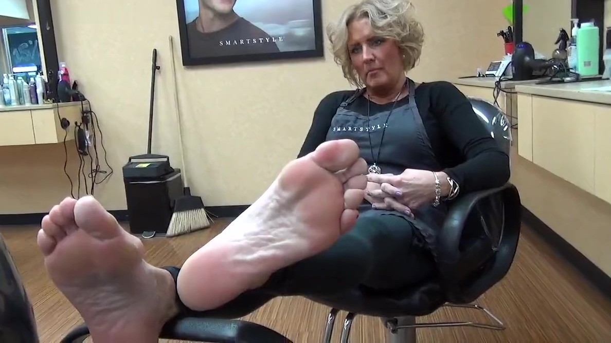 Incredible Mature Feet Soles Wild sex