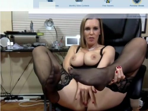 Tanya Tate Feet Webcam