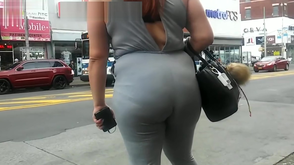 Thick Latina Milf Booty in Grey Jumpsuit ginger allen lois ayres bunny bleu in vintage site 1