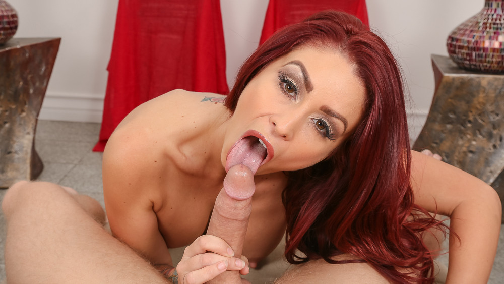 Monique Alexander & Richie Black in Housewife 1 on 1 Self description examples for hookup sites