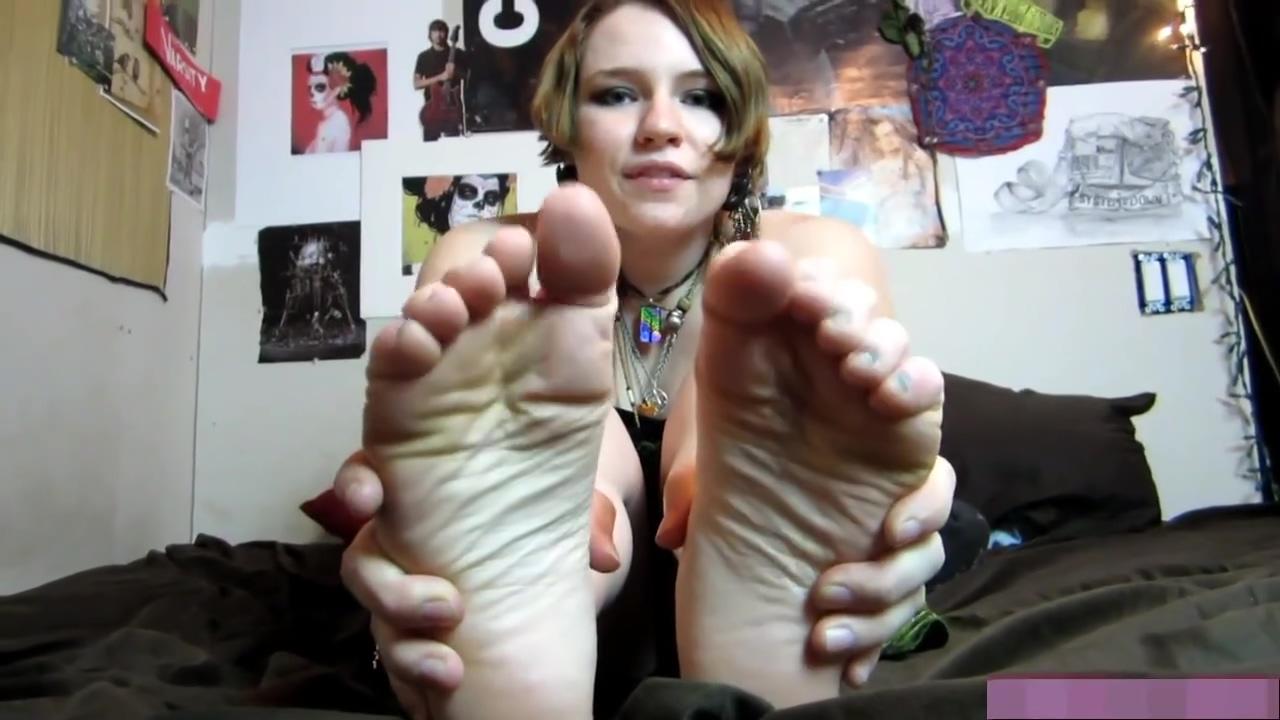 Jade feet pov