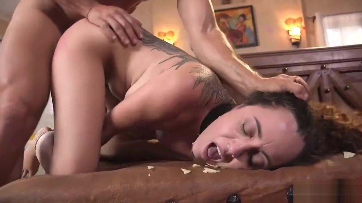 College Girl Does BDSM 3 big tit lesbians