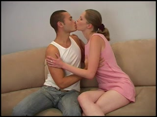 Mature Lesson - Artur, Olga and Sofia back pain early pregnancy