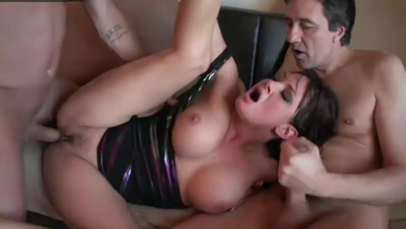 Tory Lane in double penetration action stacey keibler sex scene