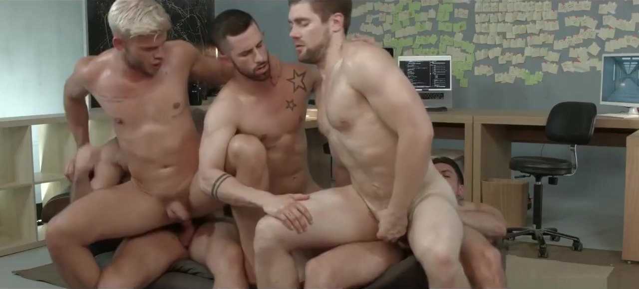 Multiple horny gays in heat are having an anal fuck fest play all view playlist bi playlist