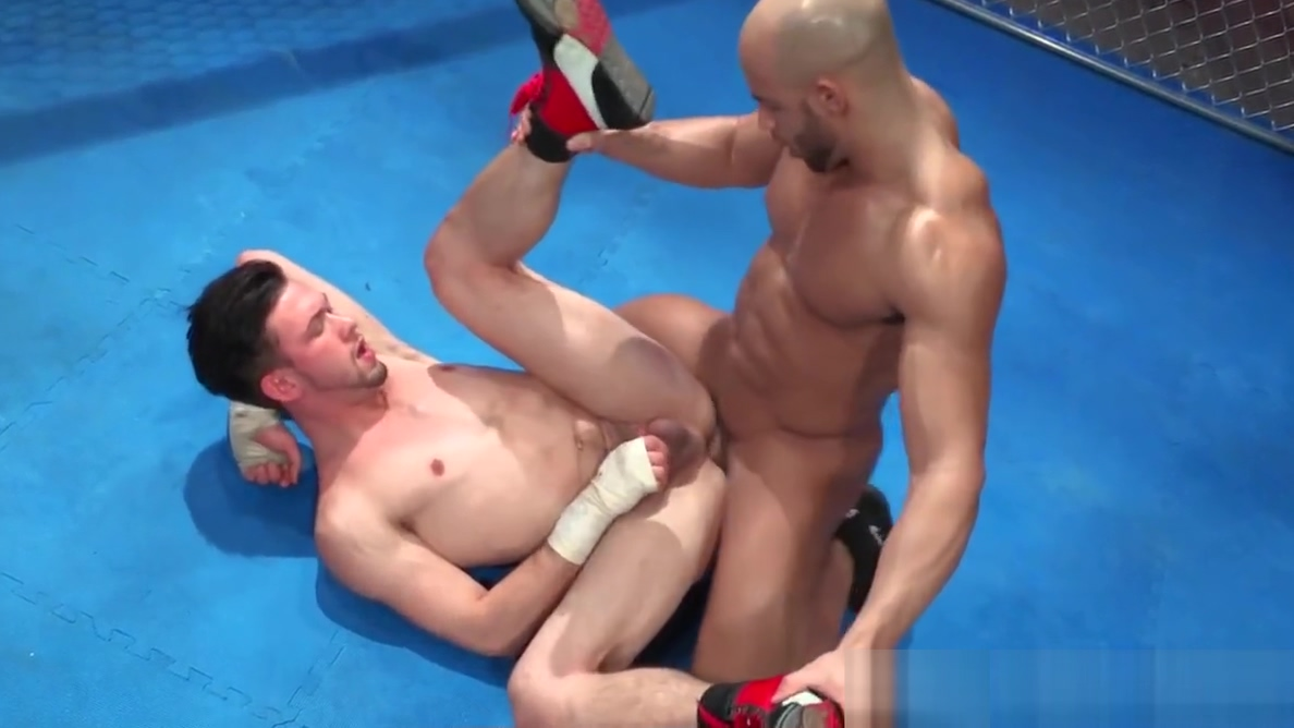 Sean Zevrans Big Muscles and Cock Dominate Opponent Dating site asia wok official