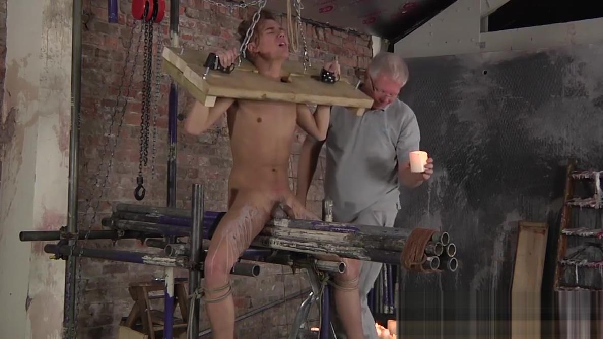 Ashton Bradley has fetish bondage sex with Justin Blaber korae sexy free gay girl