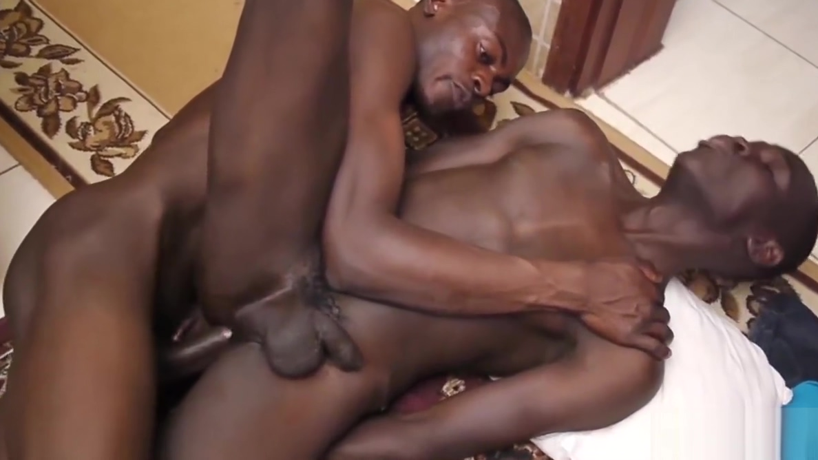 Black Africans Lamont and Dubaku Bareback Carrie prejean tape